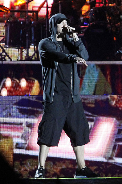 What Shoes Does Eminem Wear