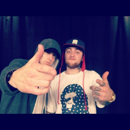 Mac Miller Talks Meeting Eminem | Eminem | Fan Site ...
