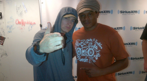 2013.10.29 - Eminem and Sway - SiriusXM's Town Hall with Eminem Gives Fans Chance At In-Person Q&A