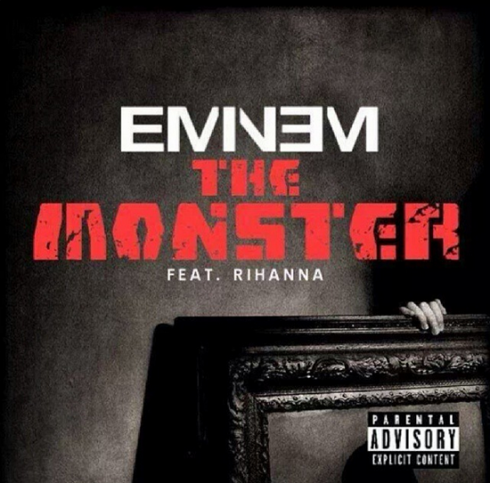 Eminem feat. Rihanna «The Monster»
