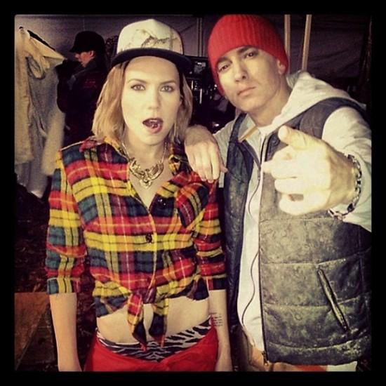 Eminem Skylar Grey