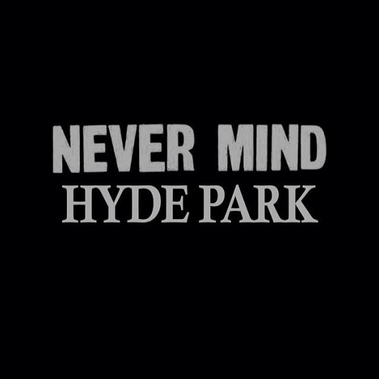 Eminem: «Never Mind. Hyde Park»