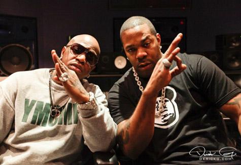 Busta Rhymes Details Cash Money Departure, Eminem Direction