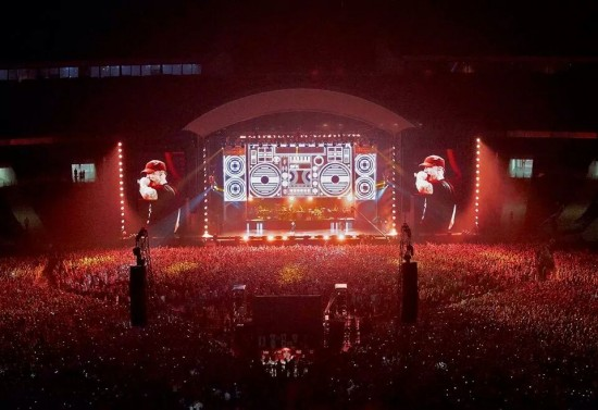 Eminem Wembley 2014 Review