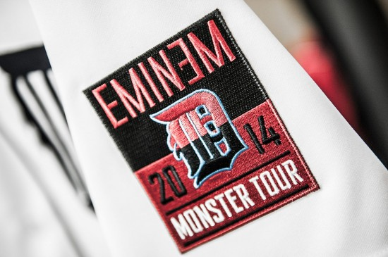 2014.08.21 - Eminem Majestic Athletic Monster Tour 1
