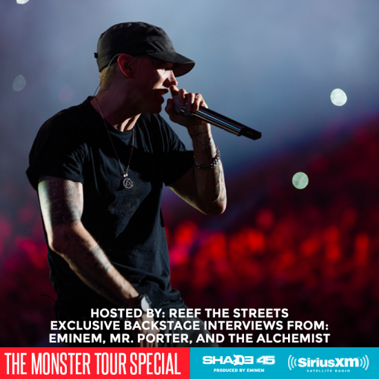 LISTEN: The Monster Tour Special on Shade 45