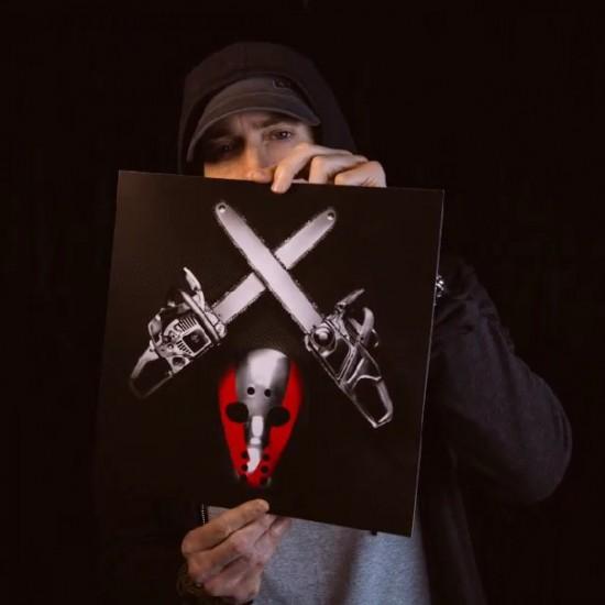 Eminem announced cover SHADYXV