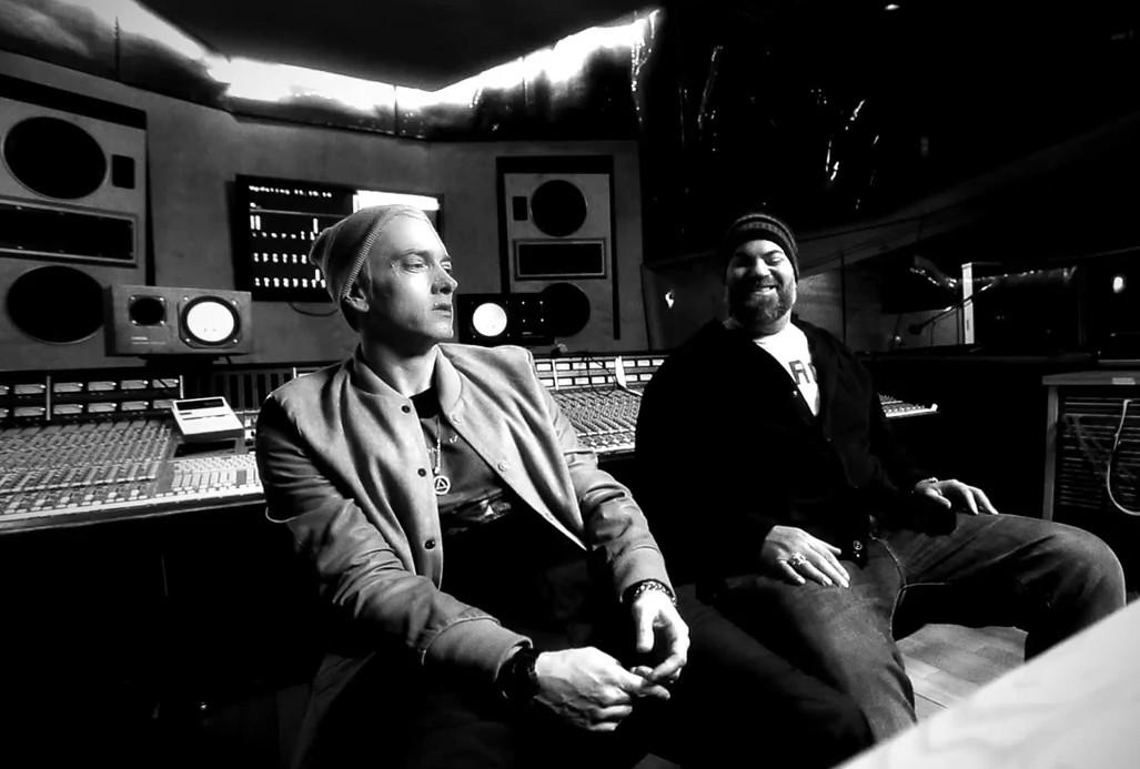2014.11.26 - Eminem's Not Afraid The Shady Records Story Documentary Teaser