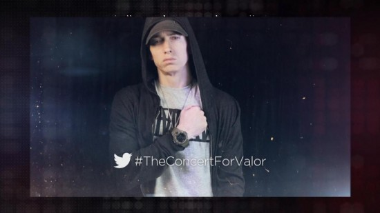 Eminem - The Concert For Valor