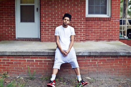 "J. Cole 2014  J. Cole Talks Speaking Out On Social Issues, Capitalism Being ""Paid Slavery"" & Not Dissing Eminem"
