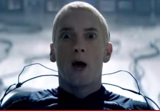 """Eminem Target Of Hotstylz Lawsuit Over """"Rap God"""""""