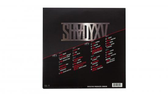 ShadyXV Vinyl-Back