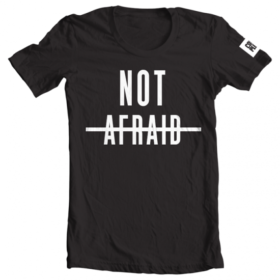 Shady Records X Complex Not Afraid The Shady Records Story T-Shirts