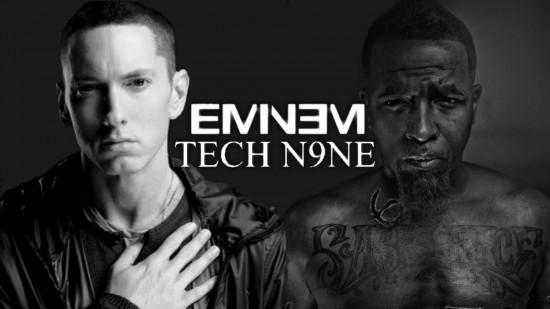 Tech N9ne X Eminem - SPEEDOM / WWC2