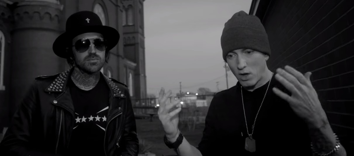 Eminem and Yelawolf Discuss