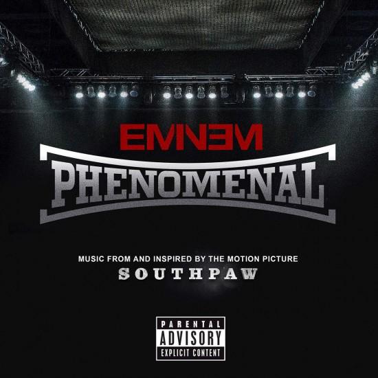 2015.06.02 - Eminem - Phenomenal Cover
