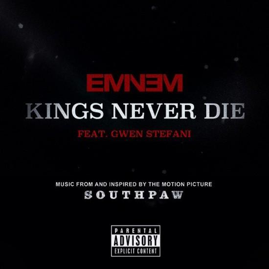 2015.06.28 - Eminem and Gwen Stefani - Kings Never Die
