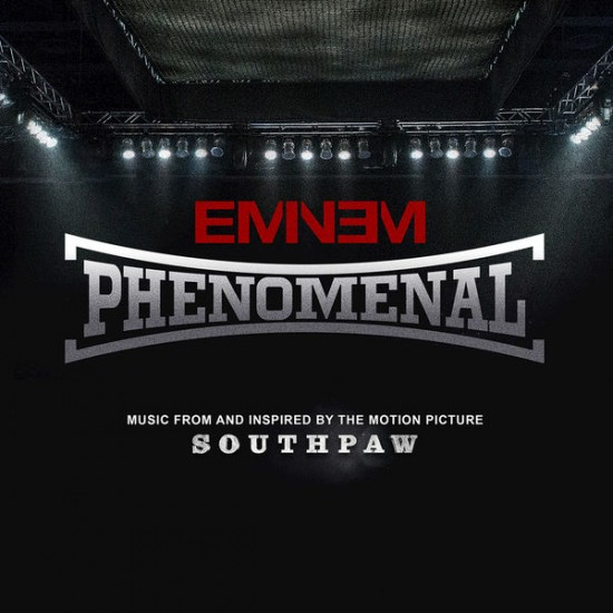 «Phenomenal» from Southpaw available tonight atmidnight EST oniTunes