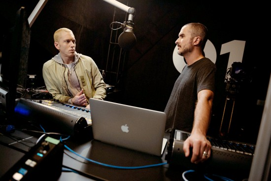 Eminem vs. Zane Lowe @ Beats1 Interview