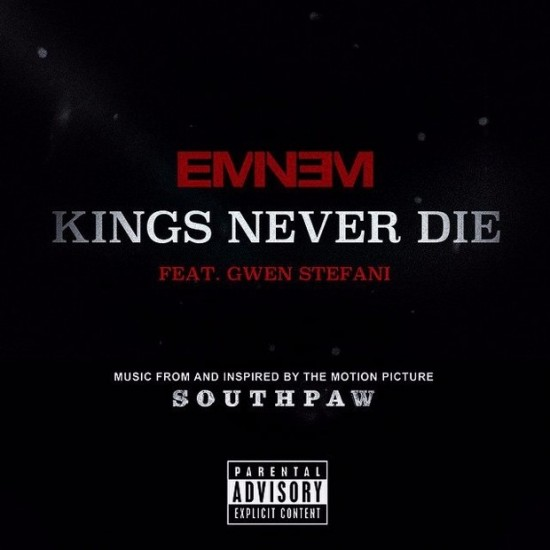 Eminem and Gwen Stefani Turn the Volume Up On 'Southpaw' Cut 'Kings Never Die'
