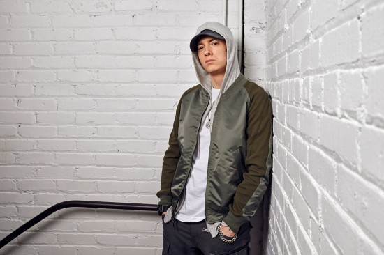 2015.07.18 - Eminem The New York Times