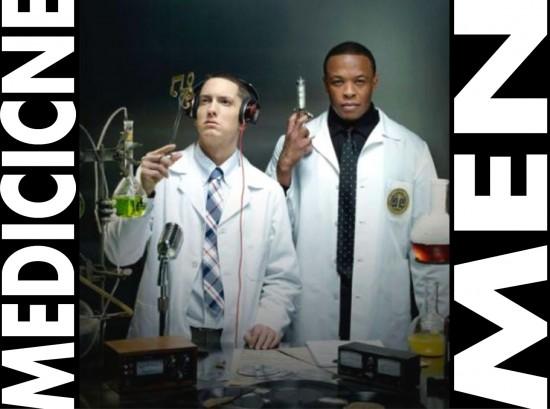 Eminem and Dr. Dre Medicine Man