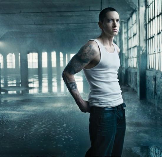 Eminem: The Home Body