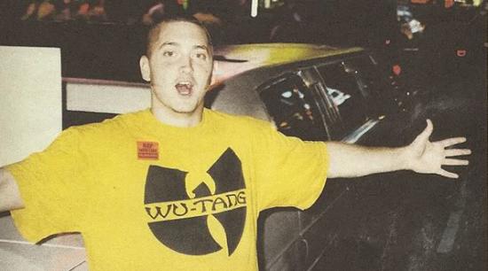 [UNRELEASED] Eminem (Emcee Double M) & DJ Butter Fingers — New Jacks EP (1988)