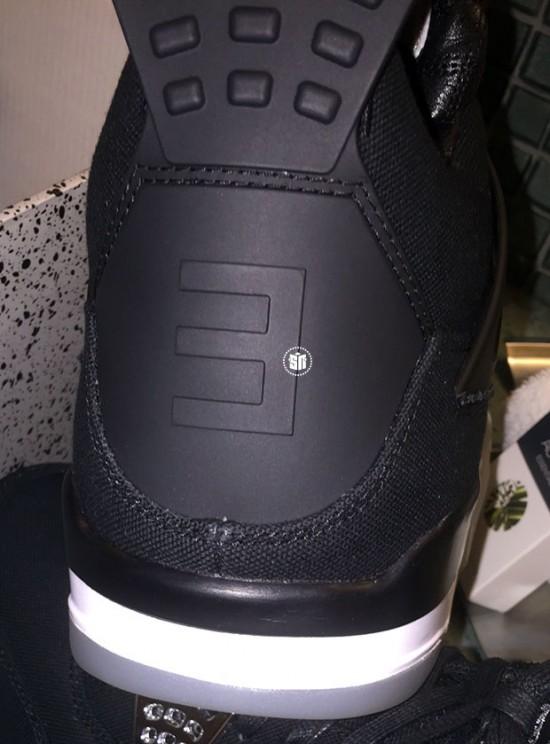 huge selection of 9f3af 2aa21 First look at new Eminem X Air Jordan IV shoes | Eminem.Pro ...