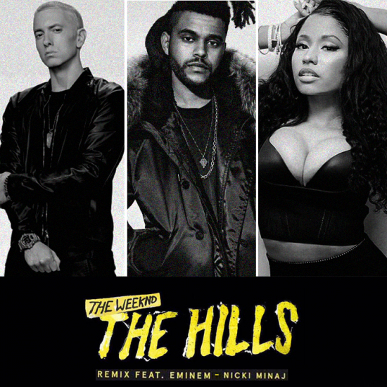 The Weeknd feat. Eminem— «The Hills» (Remix)