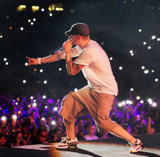 Eminem Store Relaunch
