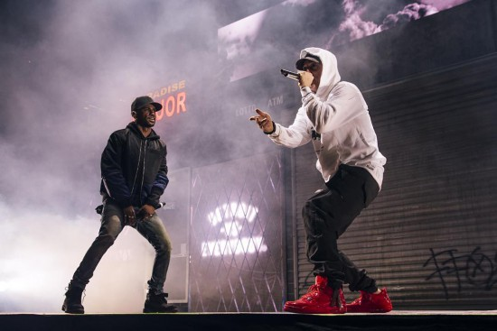 Review: Big Sean welcomes Eminem, Lil Wayne to Detroit paradise