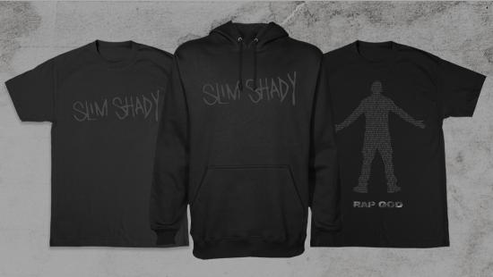 Eminem black on black
