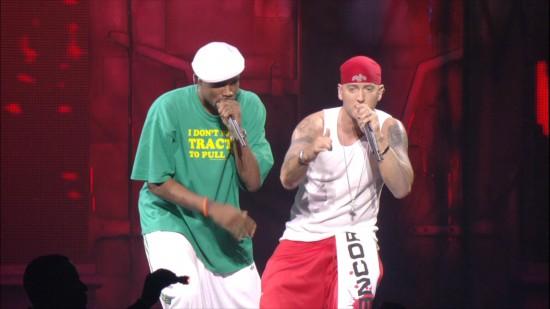 Eminem: Live from New York City. Ultra HD Version 2015