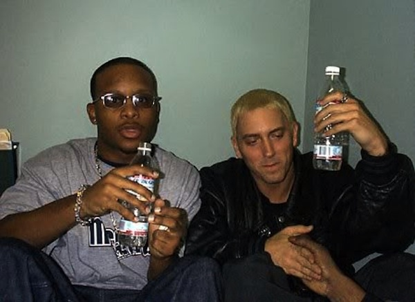 Here's a Rare Eminem and Royce Da 5'9