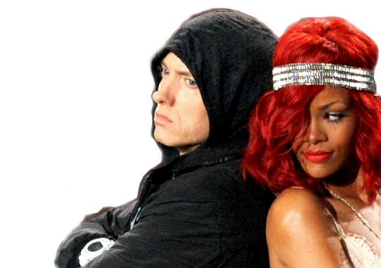 Eminem and Rihanna's 'Love The Way You Lie' reaches Vevo milestone