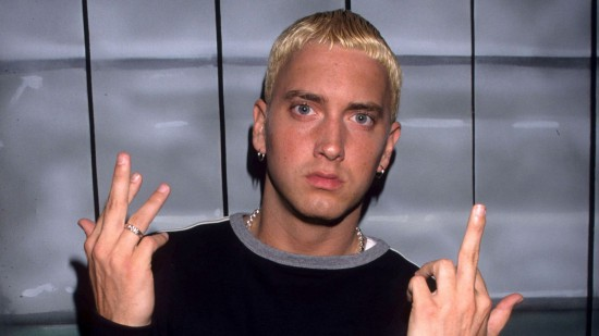 Hear Eminem Like You've Never Heard Him Before - Rapping Over Street Fighter Beats