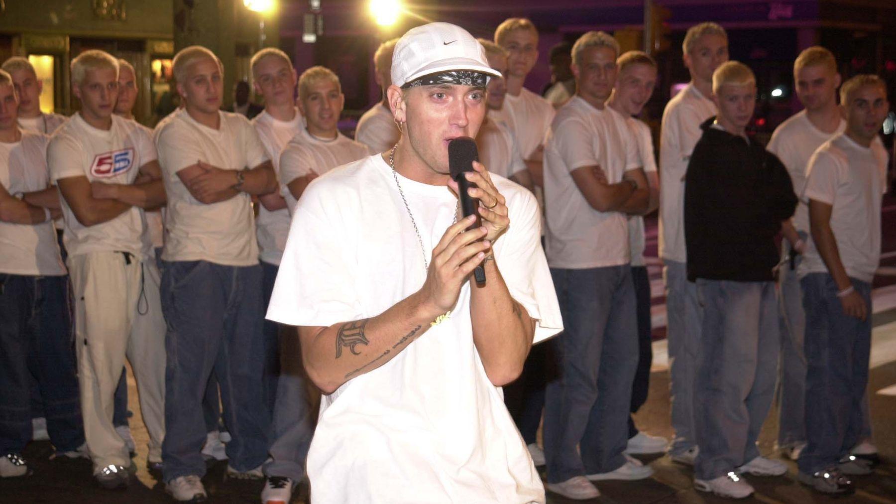 Eminem's 'The Way I Am' hits 100M views on YouTube/Vevo