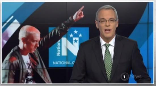 See John Oliver Revisit Eminem's Lawsuit Against New Zealand Politicians