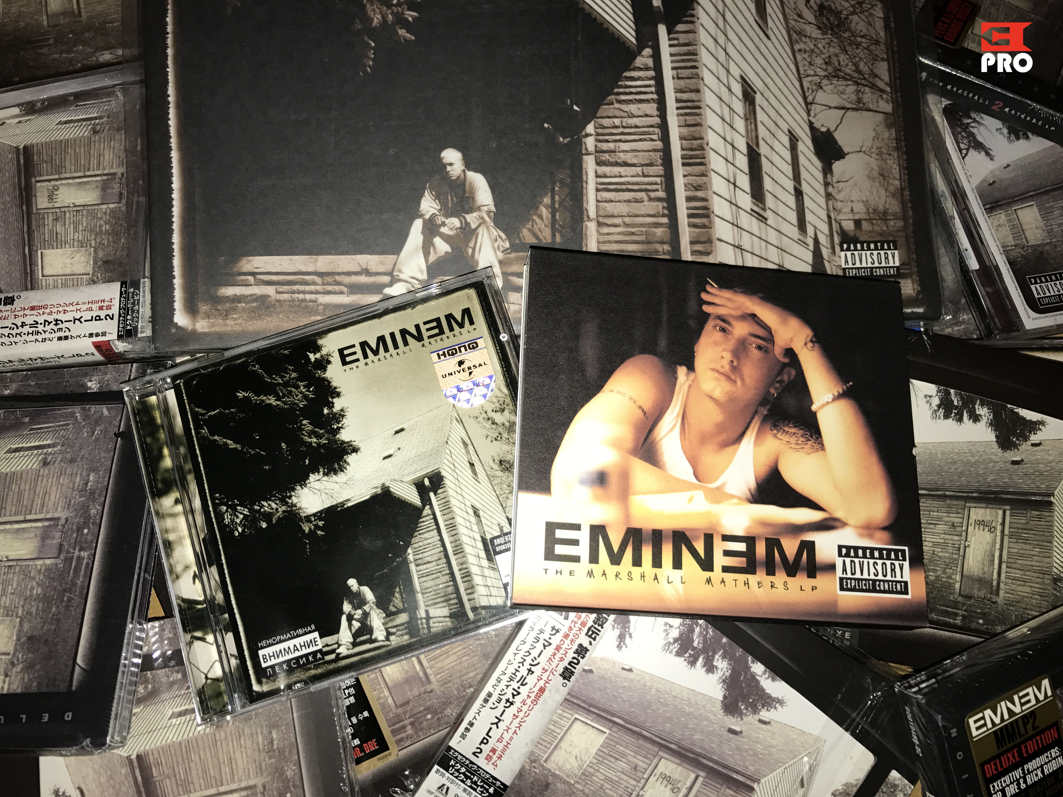 Exactly 17 years ago, May 23, 2000, Eminem released the album