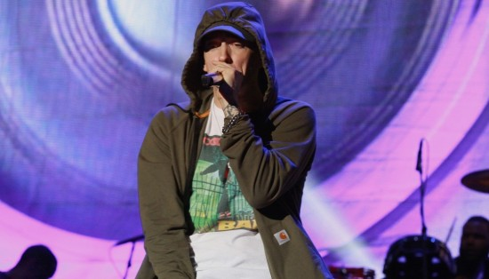 Lawyers, judge listen to Eminem's 'Lose Yourself' in National Party copyright case