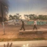 This photo of Eminem & Royce in Argentina (from 2016) you've never seen before! Royce says Jeremy Deputat sent him a photo as a gift, where you can see Eminem and him in Argentina in 2016. Royce is going to hang it in his studio