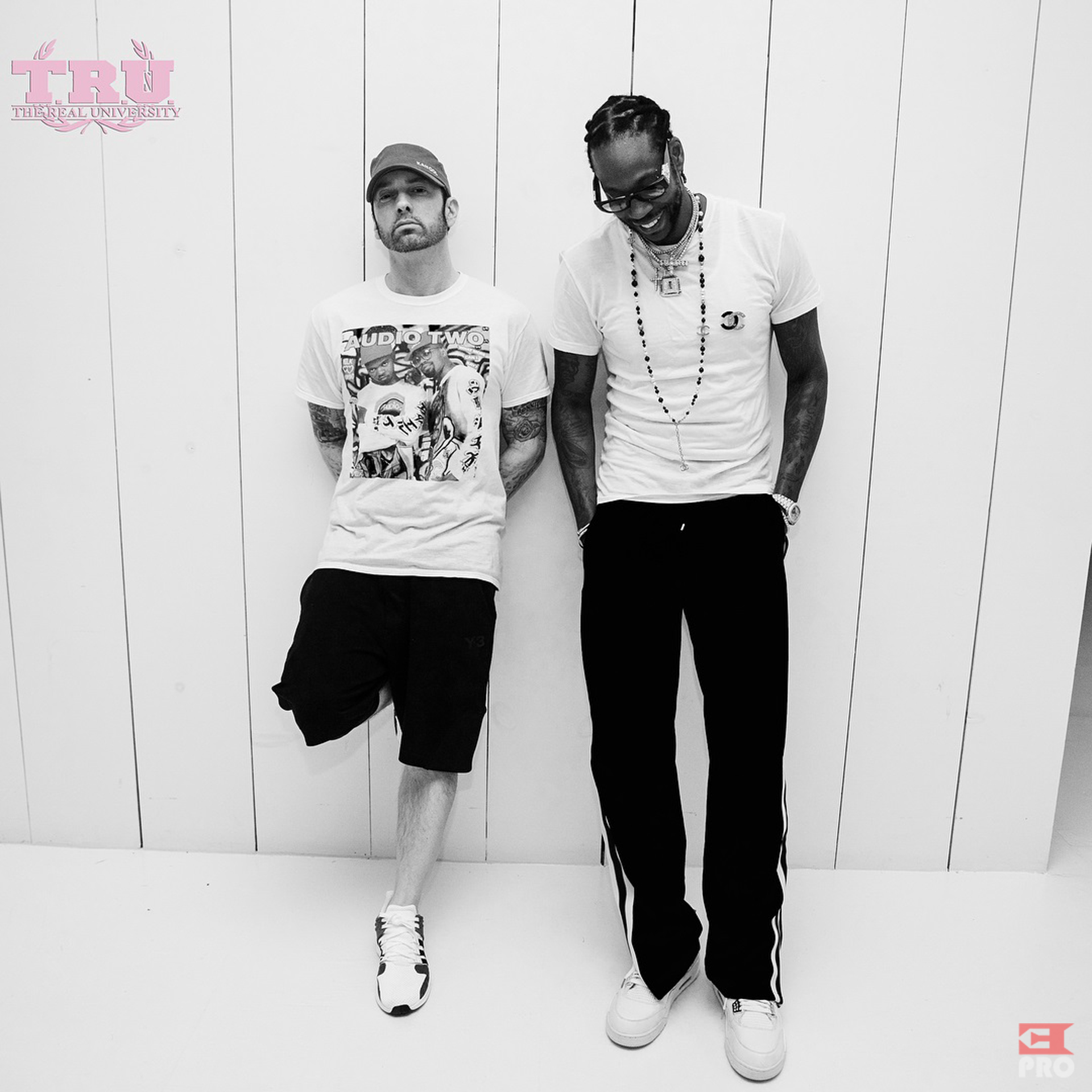 2017.06.24 - Eminem and 2 Chainz epro