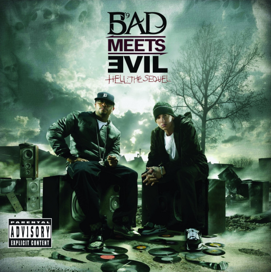 Bad Meets Evil duo's album