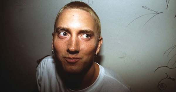 """Eminem Was Initially Presented to Interscope as the """"Marilyn Manson of Rap"""""""