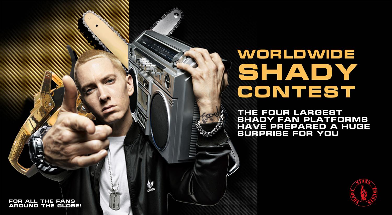 Worldwide Shady Contest