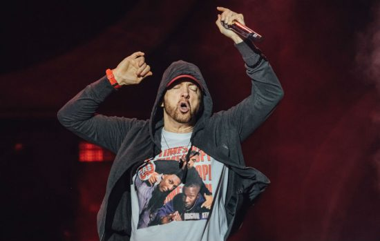 Amazon possibly leaked the release date and name of Eminem's ninth album