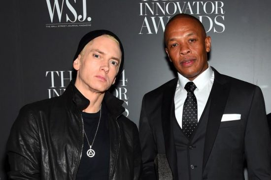 "Eminem & Dr. Dre Will Have New Music On ""Bodied"" Soundtrack"
