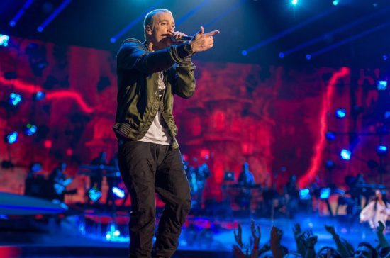 Royalty Flow Will Let Fans Invest In Eminem's Catalog