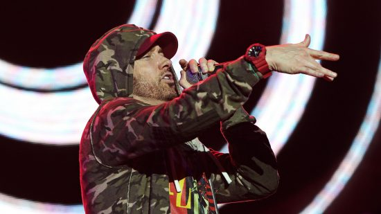 Vote for Eminem: MTV chooses the best artist of the year